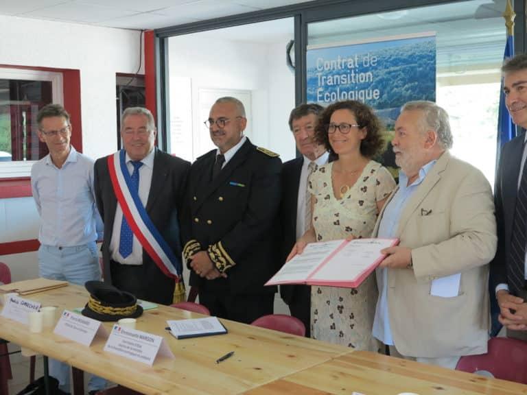 Visite ministérielle en Pays Midi-Quercy