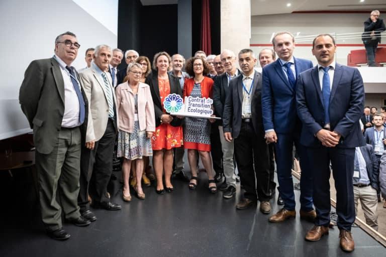 Signature du Contrat de Transition Écologique (CTE) du Pays Midi-Quercy