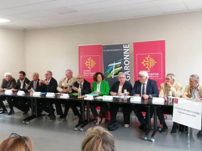 Un nouveau contrat territorial avec l'Occitanie