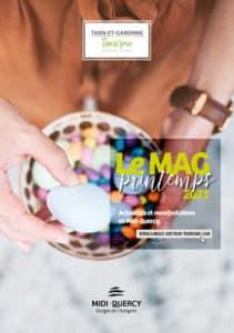 Le Mag Midi-Quercy gorges de l'Aveyron - printemps 2021